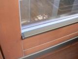 Montáž okapnic na dřevěná okna