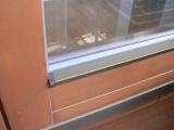 Dodatečná montáž okapnic na okna